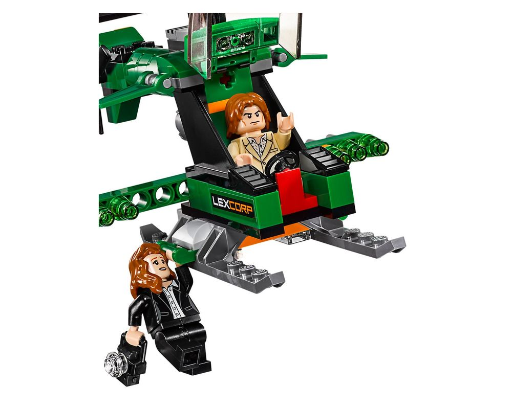 LEGO Set 76046-1 Heroes of Justice: Sky High Battle