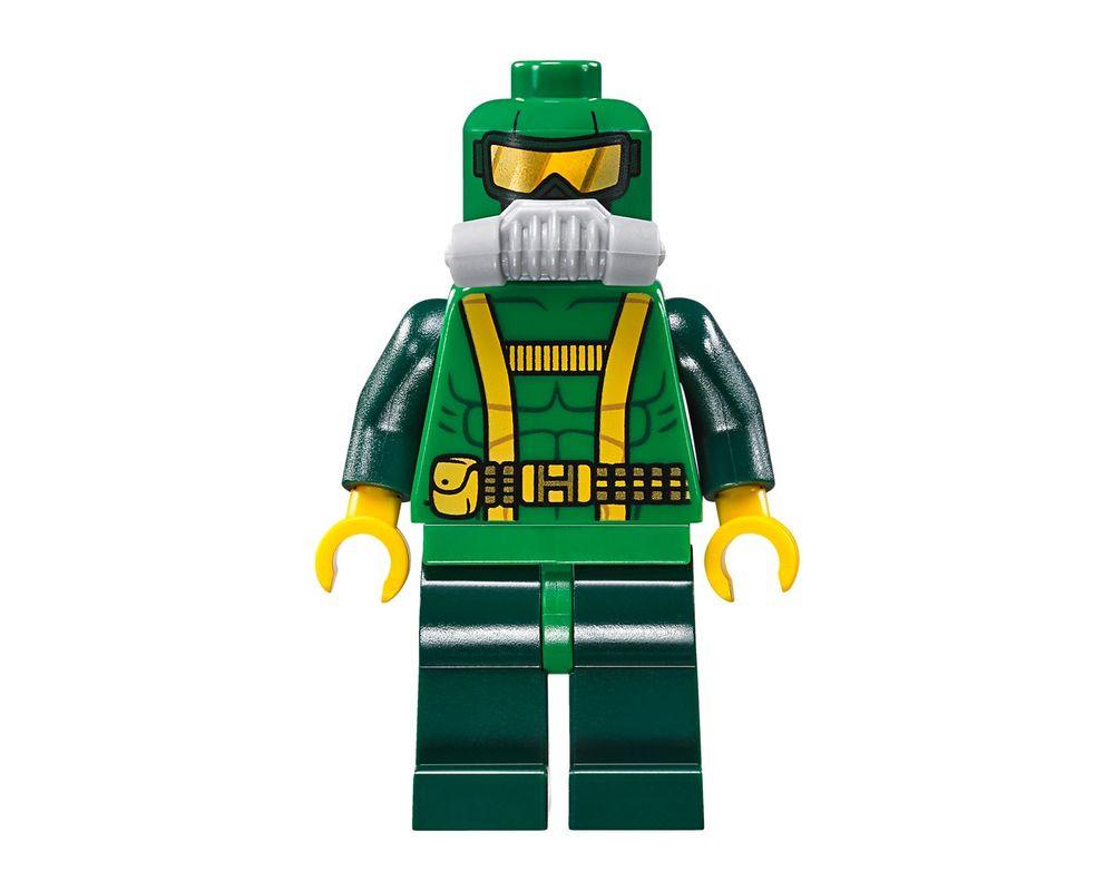 LEGO Set 76048-1 Iron Skull Sub Attack