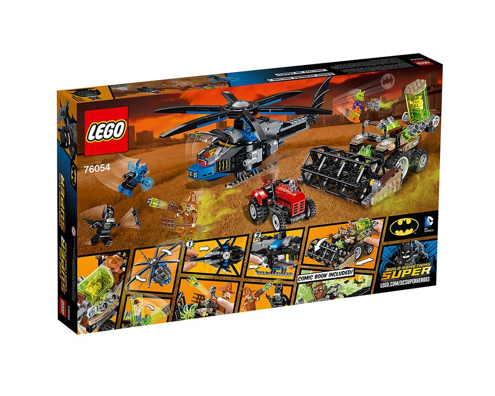 LEGO Set 76054-1 Batman: Scarecrow Harvest of Fear