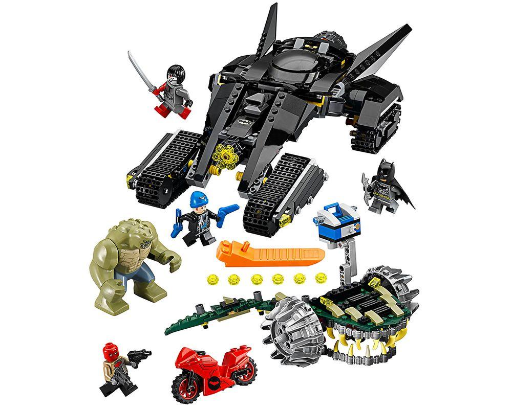 LEGO Set 76055-1 Batman: Killer Croc Sewer Smash