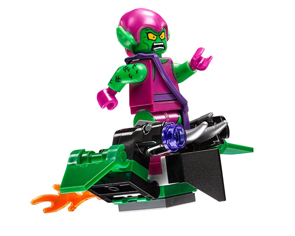 LEGO Set 76057-1 Spider-Man: Web Warriors Ultimate Bridge Battle