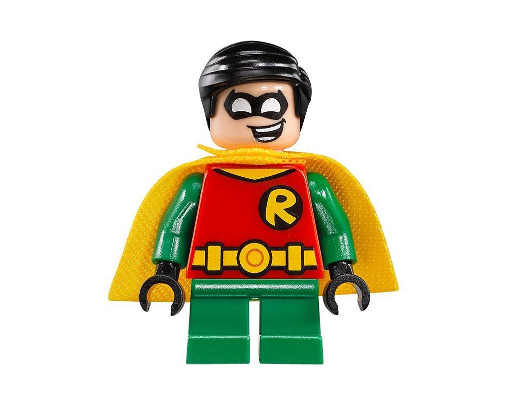 LEGO Set 76062-1 Mighty Micros: Robin vs. Bane