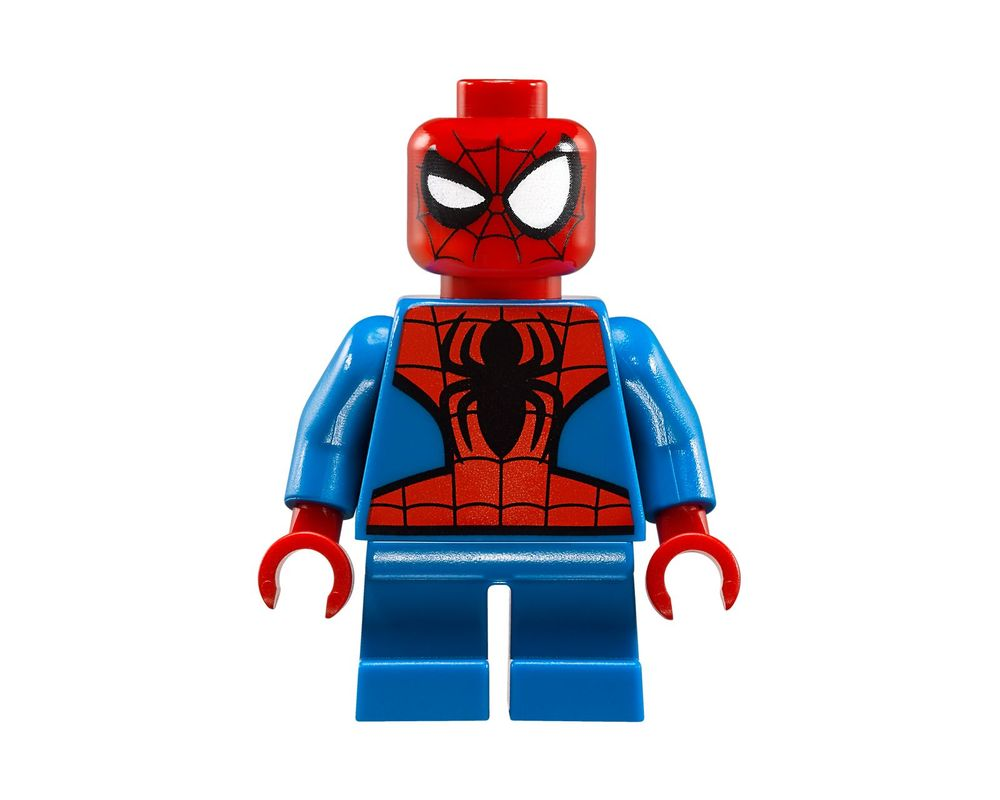 LEGO Set 76064-1 Mighty Micros: Spider-Man vs. Green Goblin