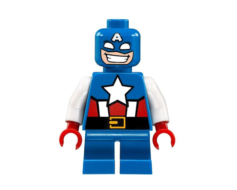 LEGO Set 76065-1 Mighty Micros: Captain America vs. Red Skull
