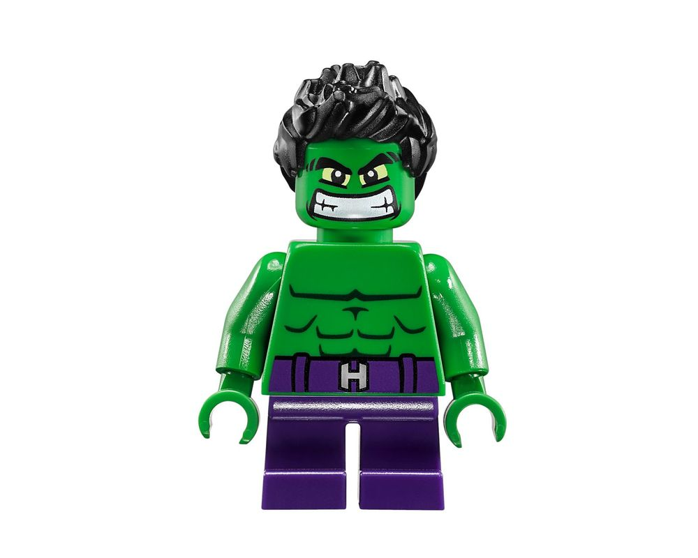 LEGO Set 76066-1 Mighty Micros: Hulk vs. Ultron