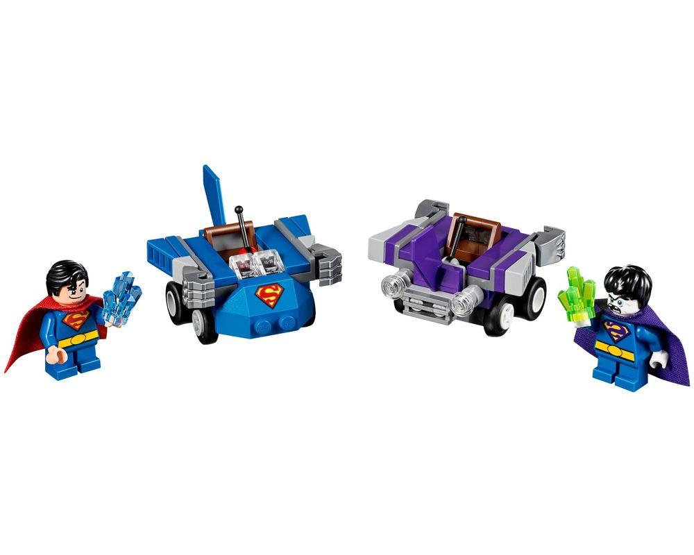 LEGO Set 76068-1 Mighty Micros: Superman vs. Bizarro (LEGO - Model)