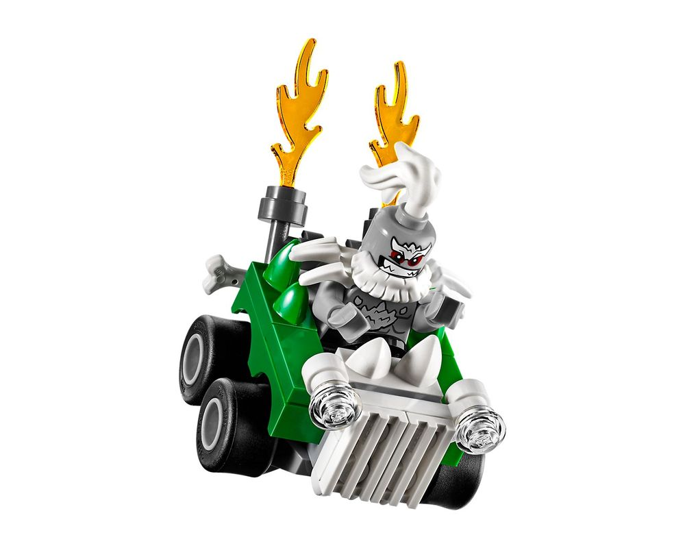 LEGO Set 76070-1 Mighty Micros: Wonder Woman vs. Doomsday