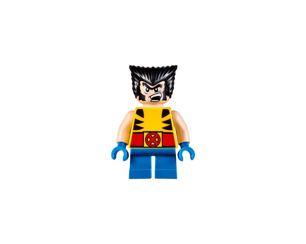 LEGO Set 76073-1 Mighty Micros: Wolverine vs. Magneto