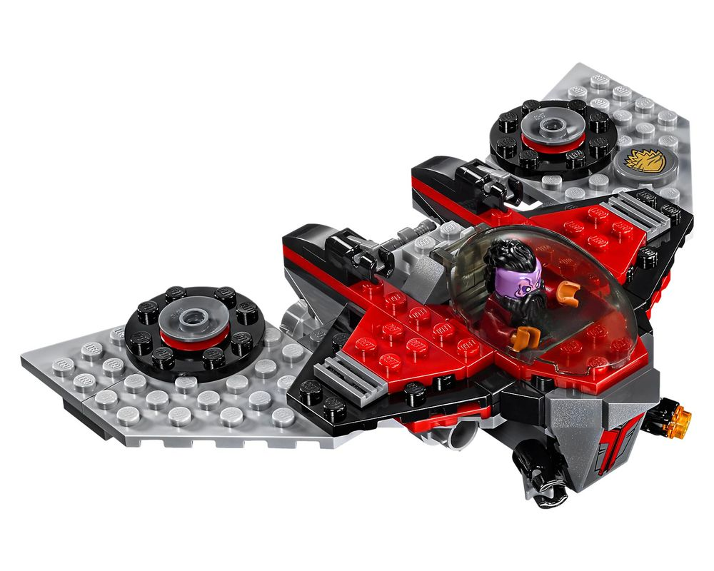 LEGO Set 76079-1 Ravager Attack