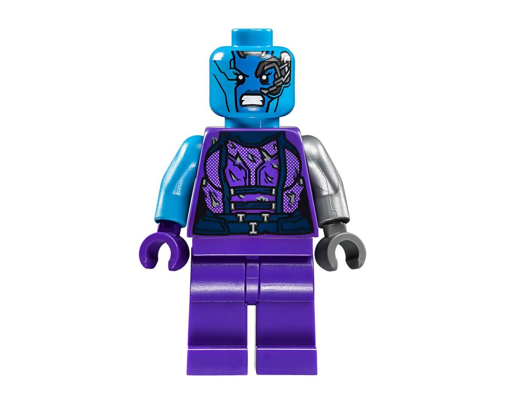 LEGO Set 76081-1 The Milano vs. The Abilisk