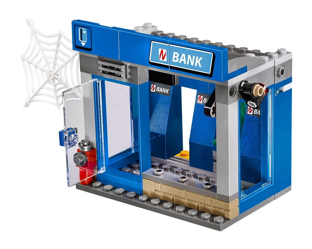 LEGO Set 76082-1 ATM Heist Battle