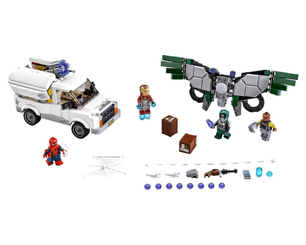 LEGO Set 76083-1 Beware the Vulture (LEGO - Model)