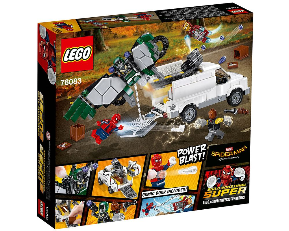 LEGO Set 76083-1 Beware the Vulture