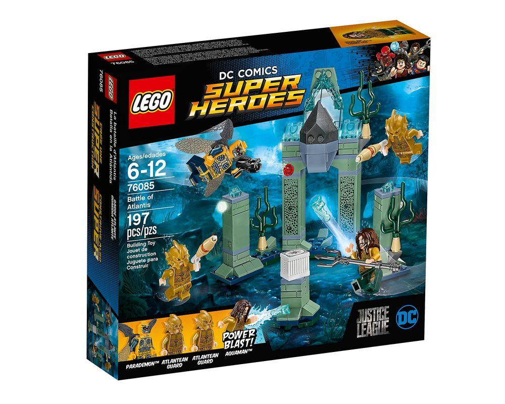 LEGO Set 76085-1 Battle of Atlantis