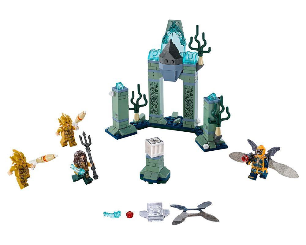 LEGO Set 76085-1 Battle of Atlantis (LEGO - Model)