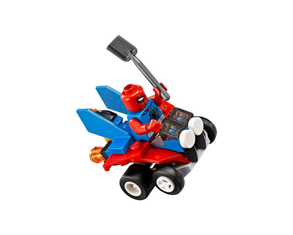 LEGO Set 76089-1 Mighty Micros: Scarlet Spider vs. Sandman