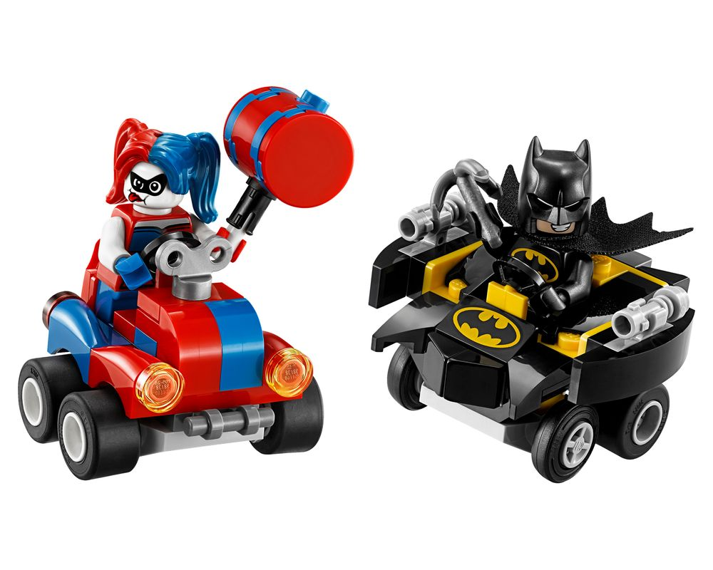 LEGO Set 76092-1 Mighty Micros: Batman vs. Harley Quinn (Model - A-Model)