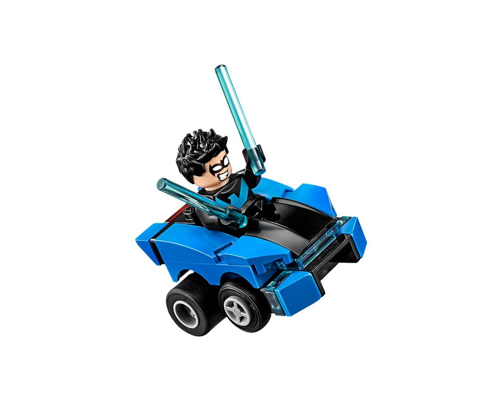 LEGO Set 76093-1 Mighty Micros: Nightwing vs. The Joker