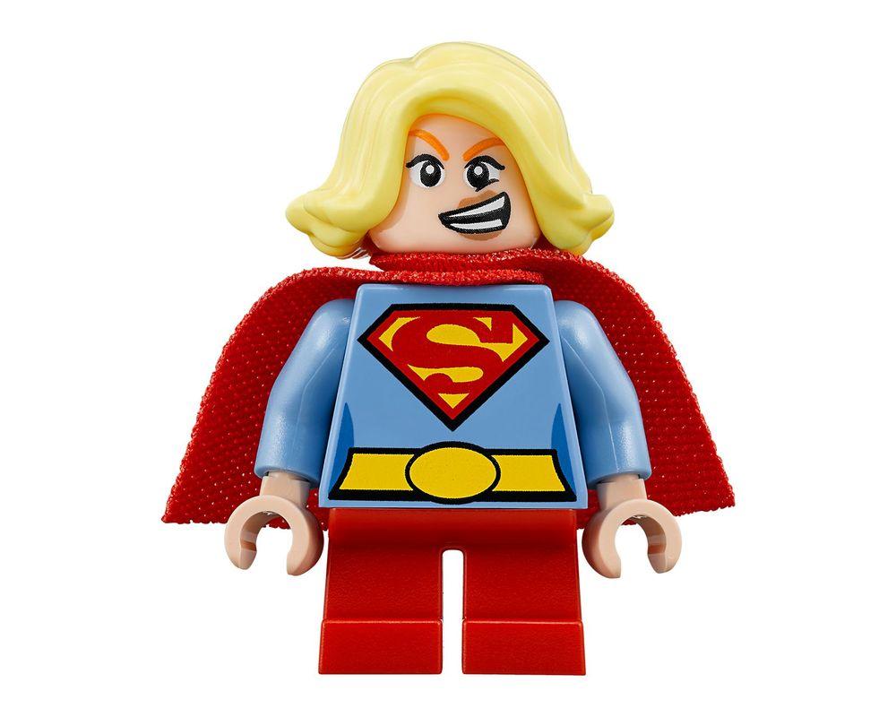 LEGO Set 76094-1 Mighty Micros: Supergirl vs. Braniac