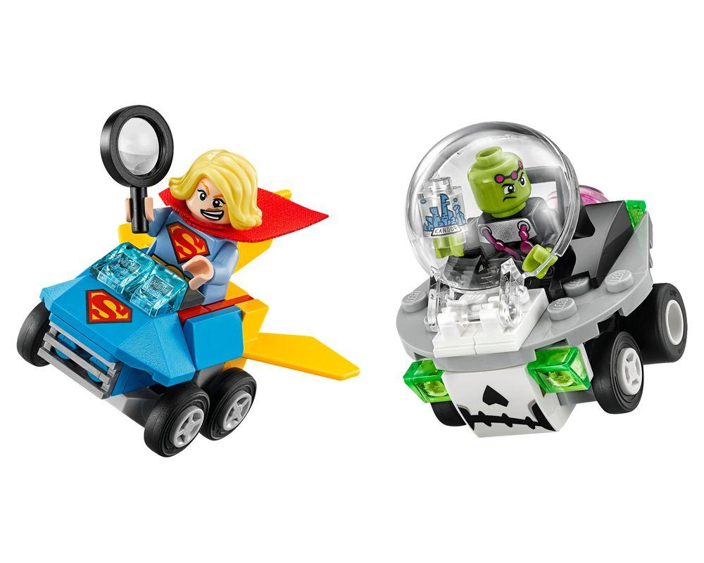 LEGO Set 76094-1 Mighty Micros: Supergirl vs. Braniac (LEGO - Model)