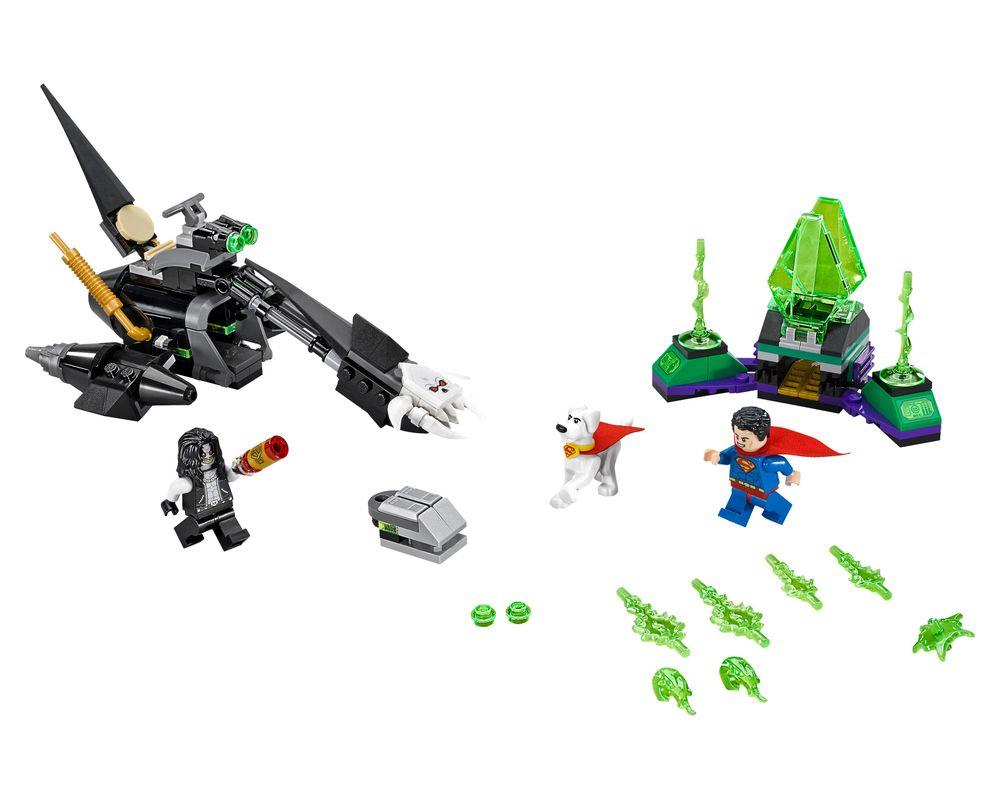 LEGO Set 76096-1 Superman & Krypto Team-Up (Model - A-Model)