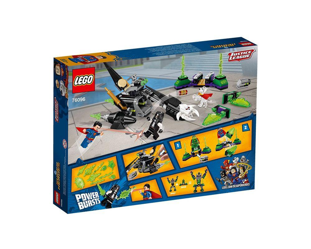 LEGO Set 76096-1 Superman & Krypto Team-Up