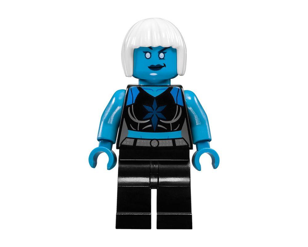 LEGO Set 76098-1 Speed Force Freeze Pursuit