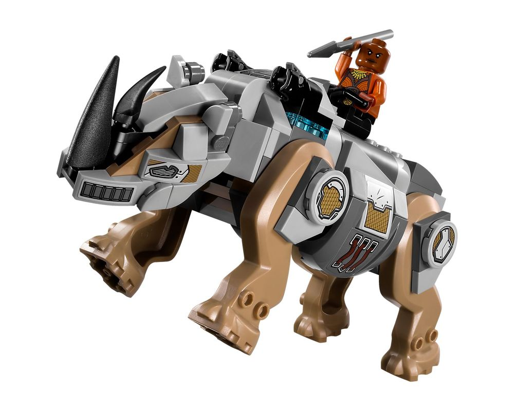 LEGO Set 76099-1 Rhino Face-Off by the Mine