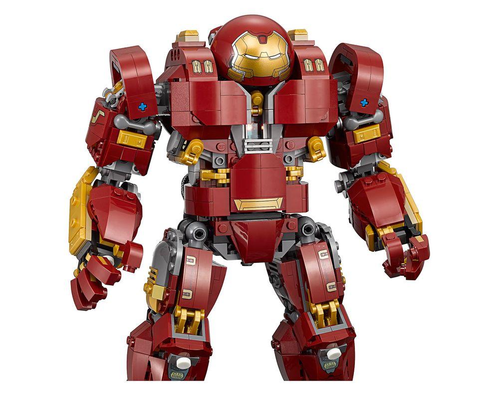 LEGO Set 76105-1 The Hulkbuster: Ultron Edition