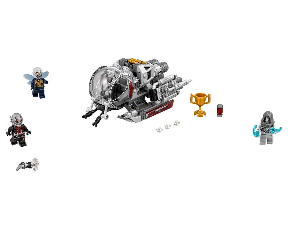 LEGO Set 76109-1 Quantum Realm Explorers (Model - A-Model)