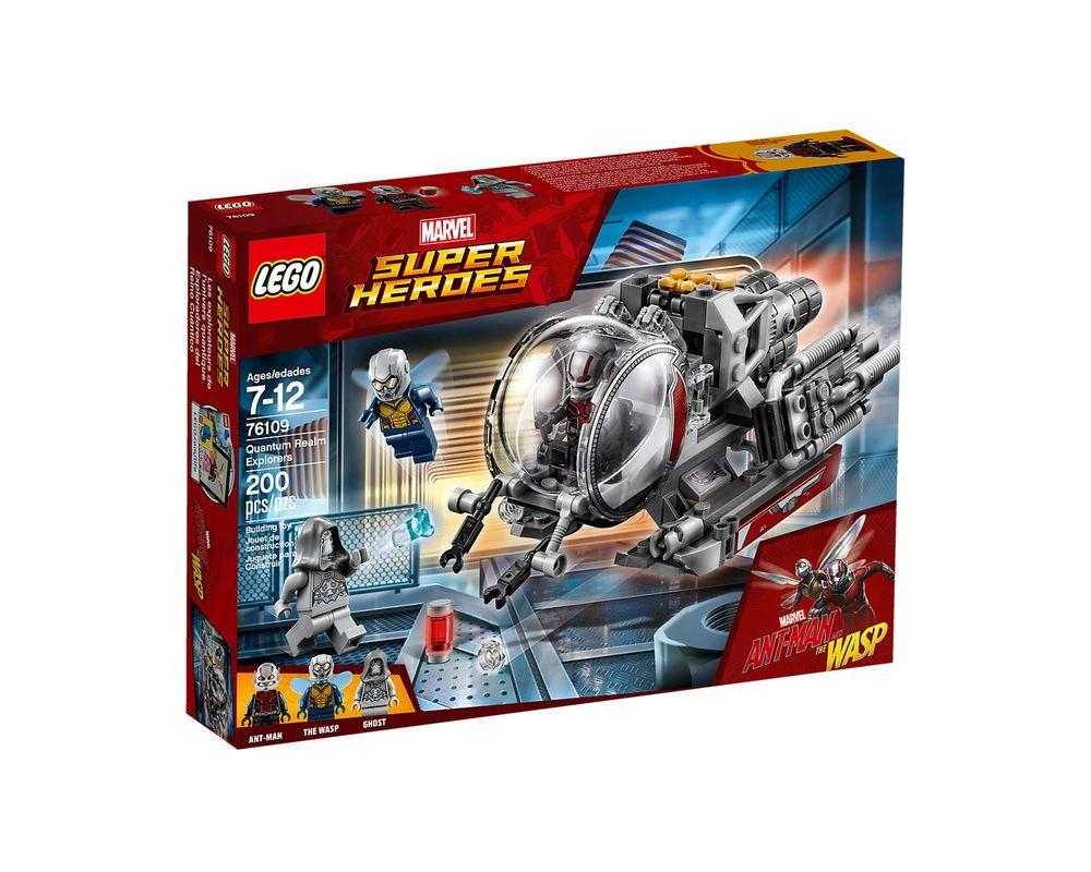 LEGO Set 76109-1 Quantum Realm Explorers