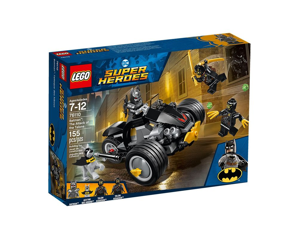 LEGO Set 76110-1 Batman: The Attack of the Talons