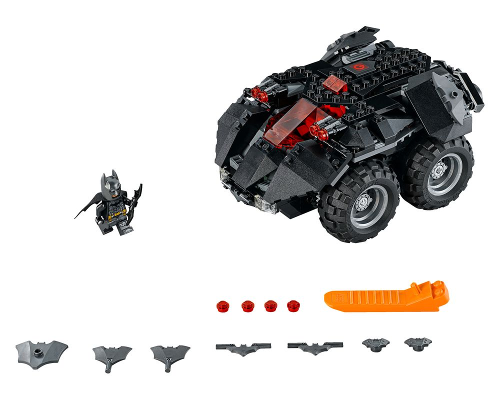 LEGO Set 76112-1 App-Controlled Batmobile (Model - A-Model)