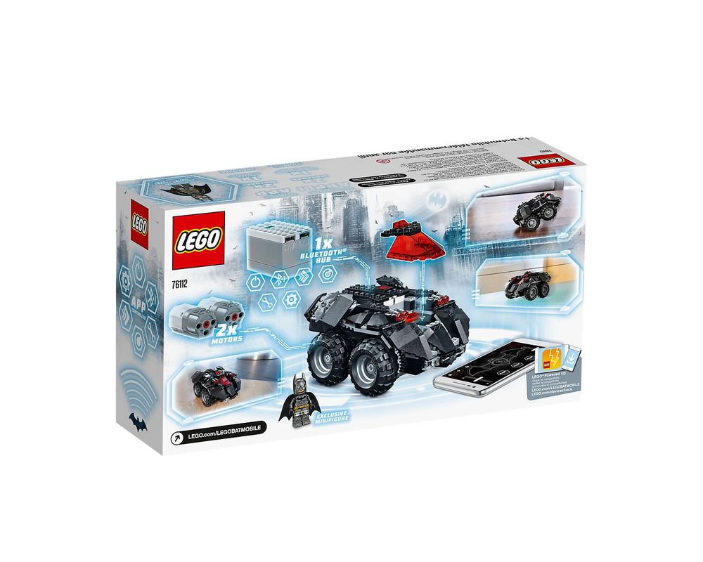 LEGO Set 76112-1 App-Controlled Batmobile
