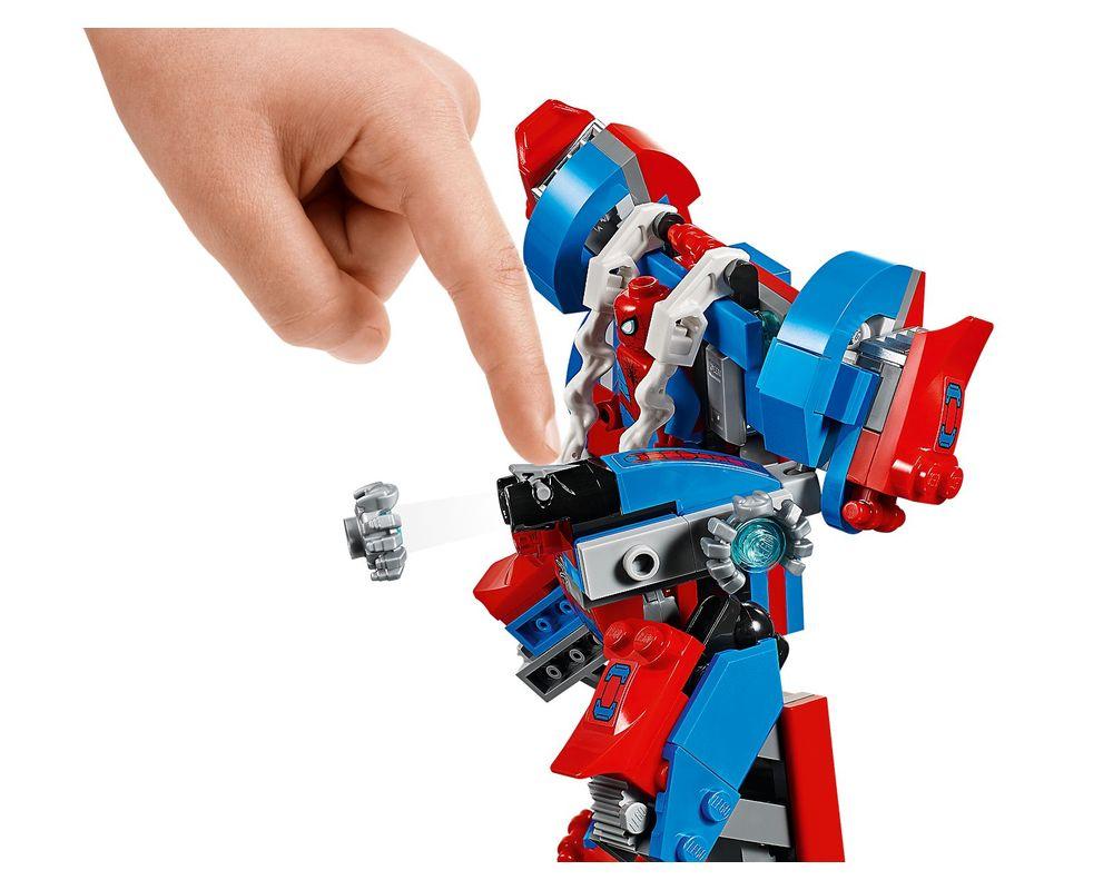 LEGO Set 76115-1 Spider Mech vs. Venom