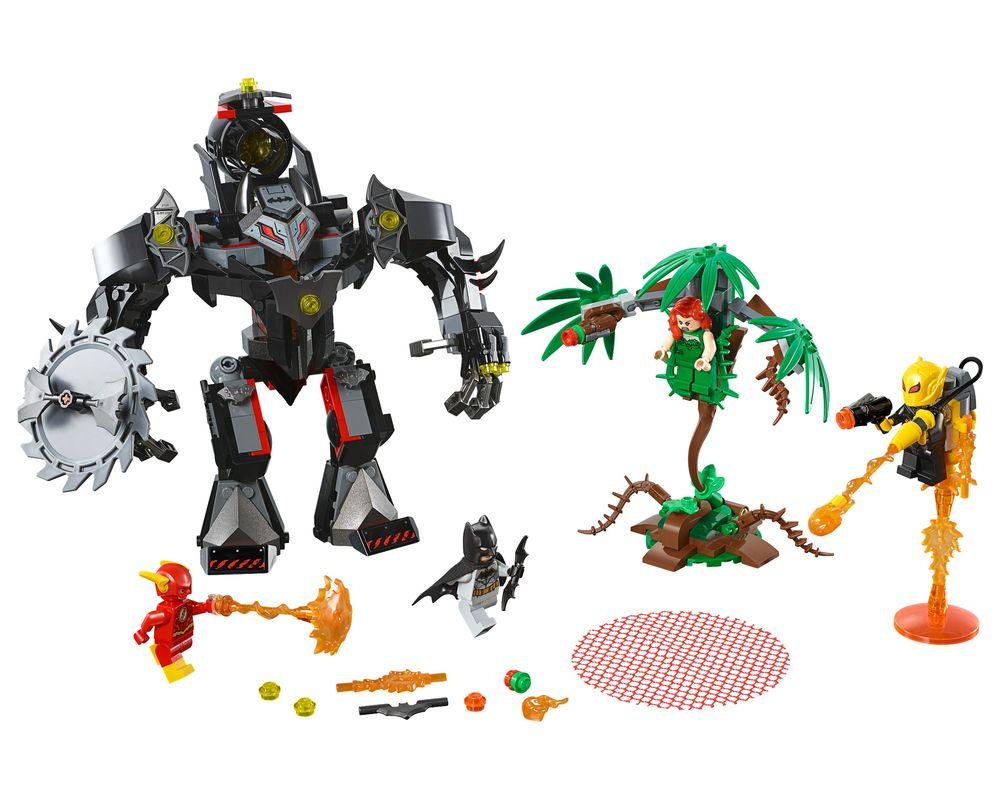 LEGO Set 76117-1 Batman Mech vs. Poison Ivy Mech (Model - A-Model)