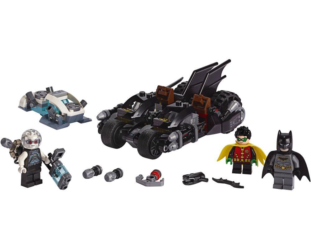 LEGO Set 76118-1 Mr. Freeze Batcycle Battle (Model - A-Model)