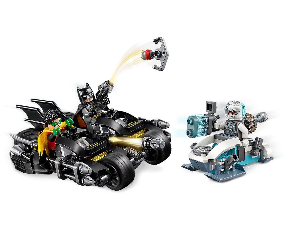 LEGO Set 76118-1 Mr. Freeze Batcycle Battle
