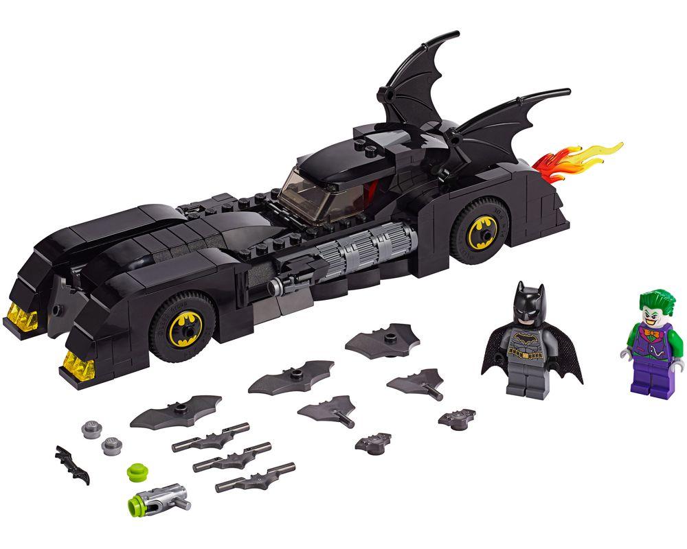LEGO Set 76119-1 Batmobile: Pursuit of The Joker (LEGO - Model)