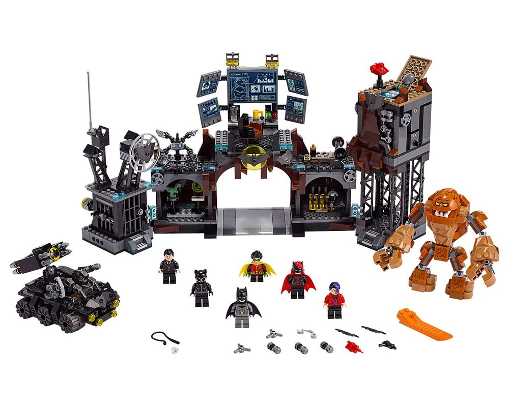 LEGO Set 76122-1 Batcave Clayface Invasion
