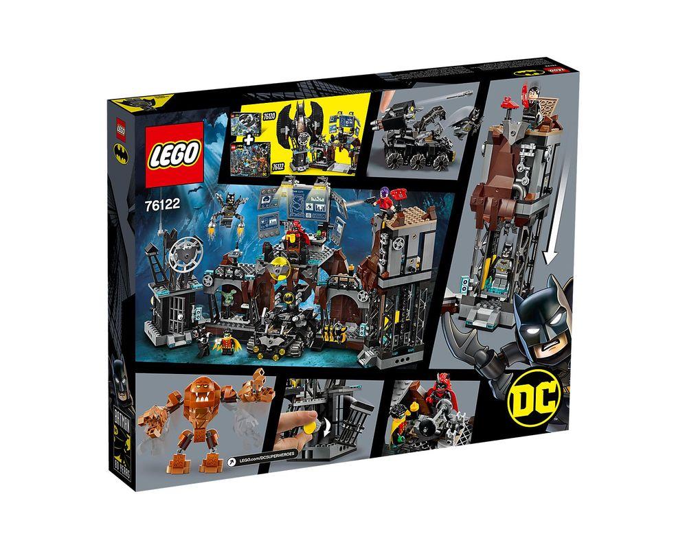 LEGO Set 76122-1 Batcave Clayface Invasion