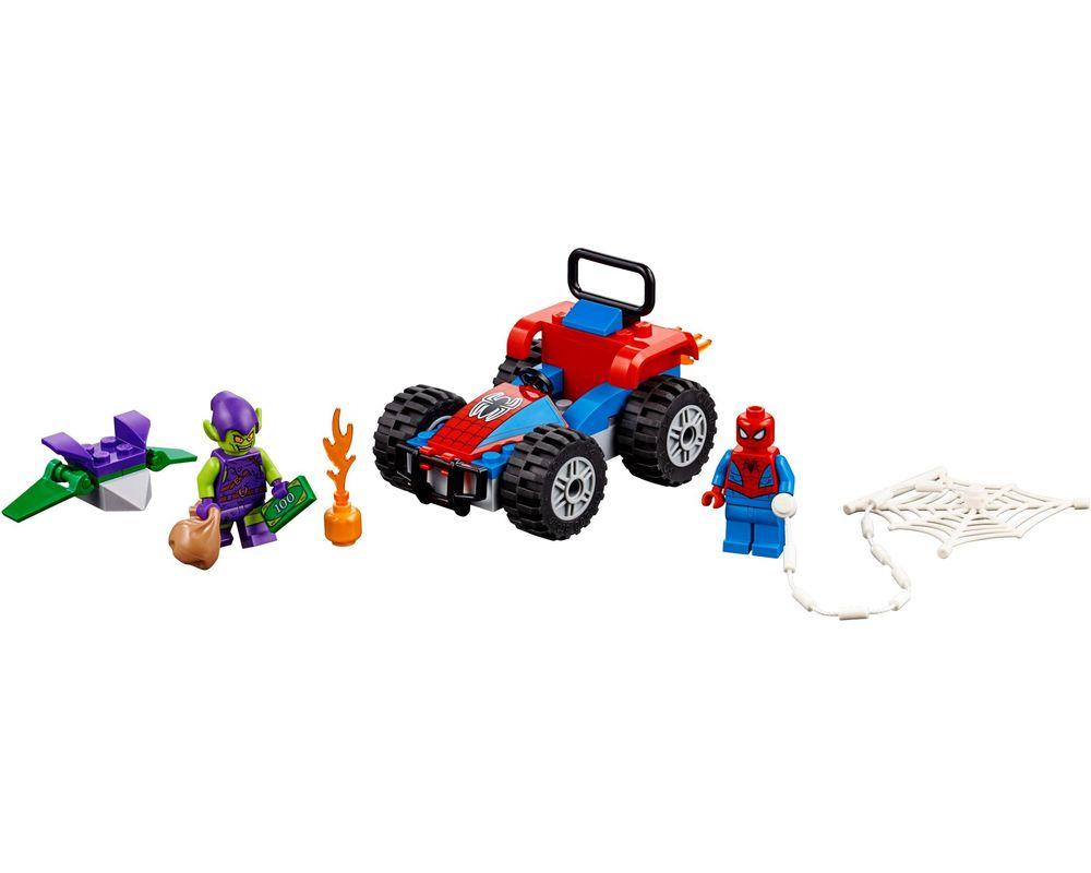 LEGO Set 76133-1 Spider-Man Car Chase (Model - A-Model)
