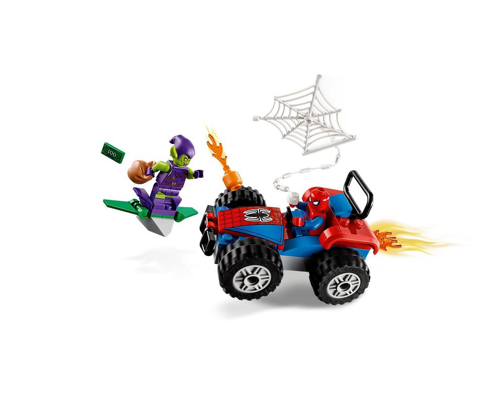 LEGO Set 76133-1 Spider-Man Car Chase