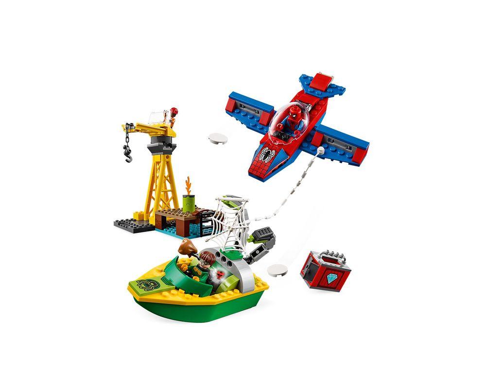 LEGO Set 76134-1 Spider-Man: Doc Ock Diamond Heist
