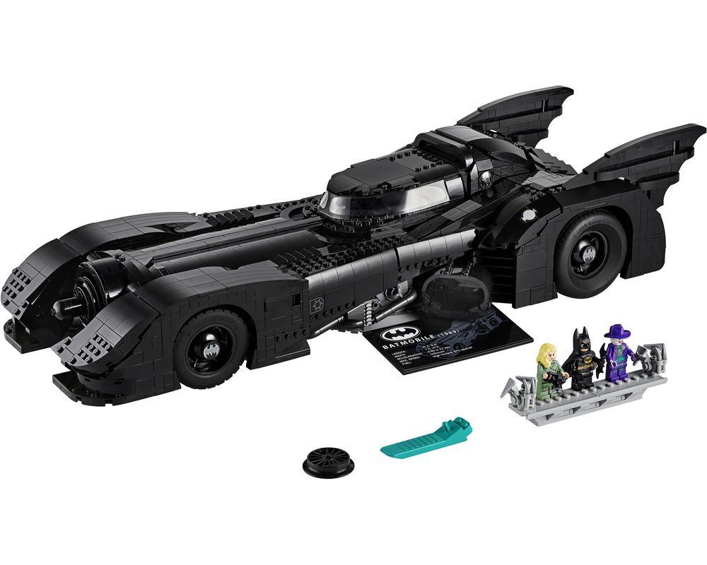 LEGO Set 76139-1 1989 Batmobile (Model - A-Model)