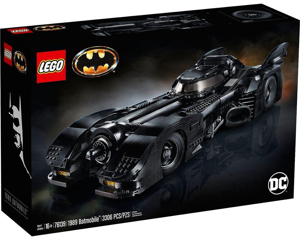 LEGO Set 76139-1 1989 Batmobile