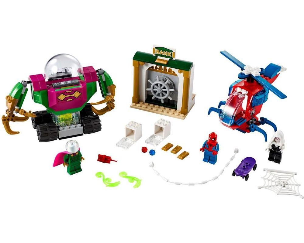 LEGO Set 76149-1 The Menace of Mysterio (LEGO - Model)