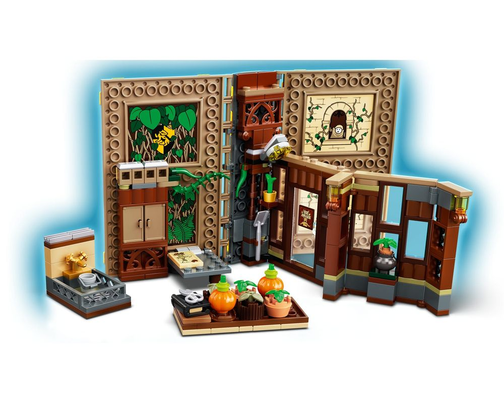 LEGO Set 76384-1 Hogwarts Moment: Herbology Class (2021 ...