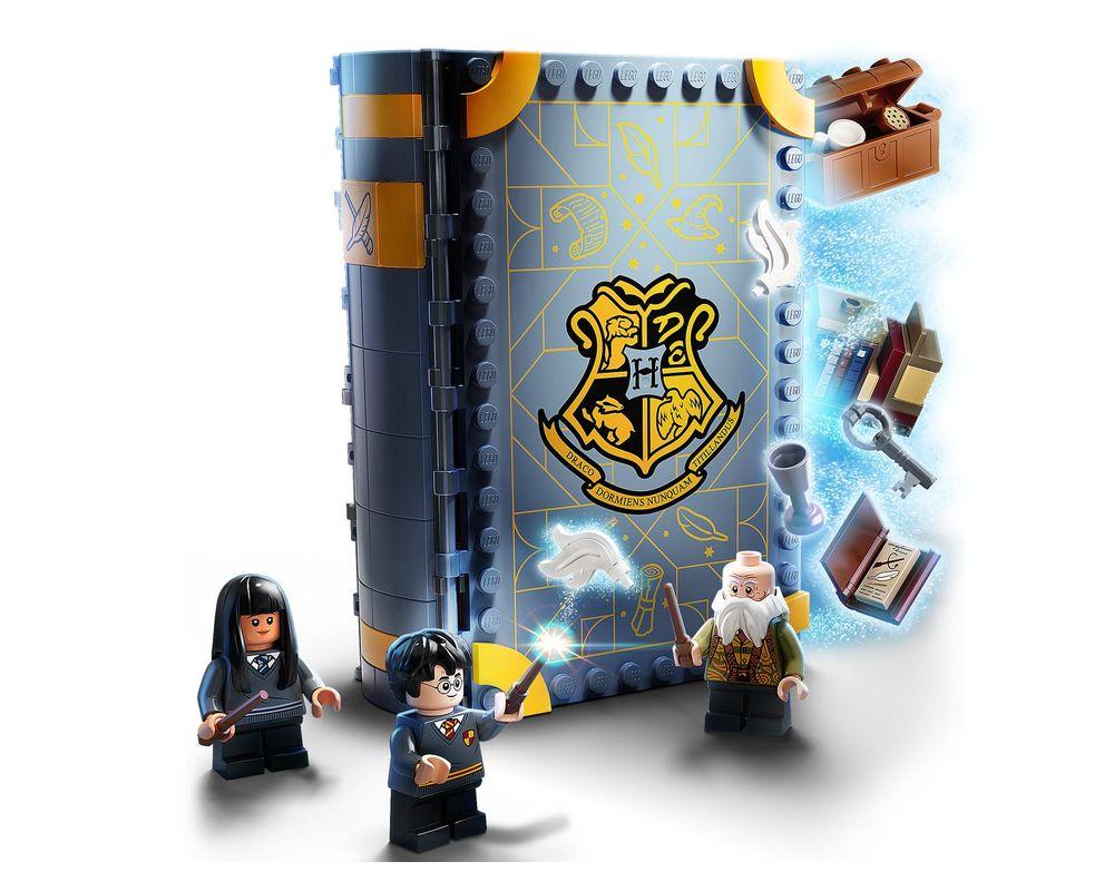 LEGO Set 76385-1 Hogwarts Moment: Charms Class (2021 Harry ...