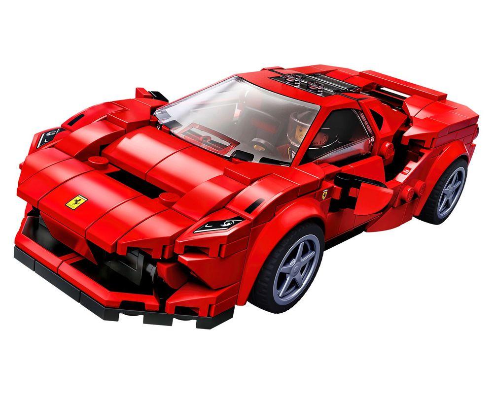 LEGO Set 76895-1 Ferrari F8 Tributo
